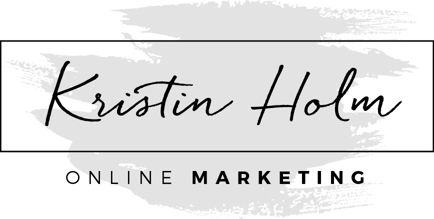 Kristin Holm - Mentorin für Online Marketing VA's